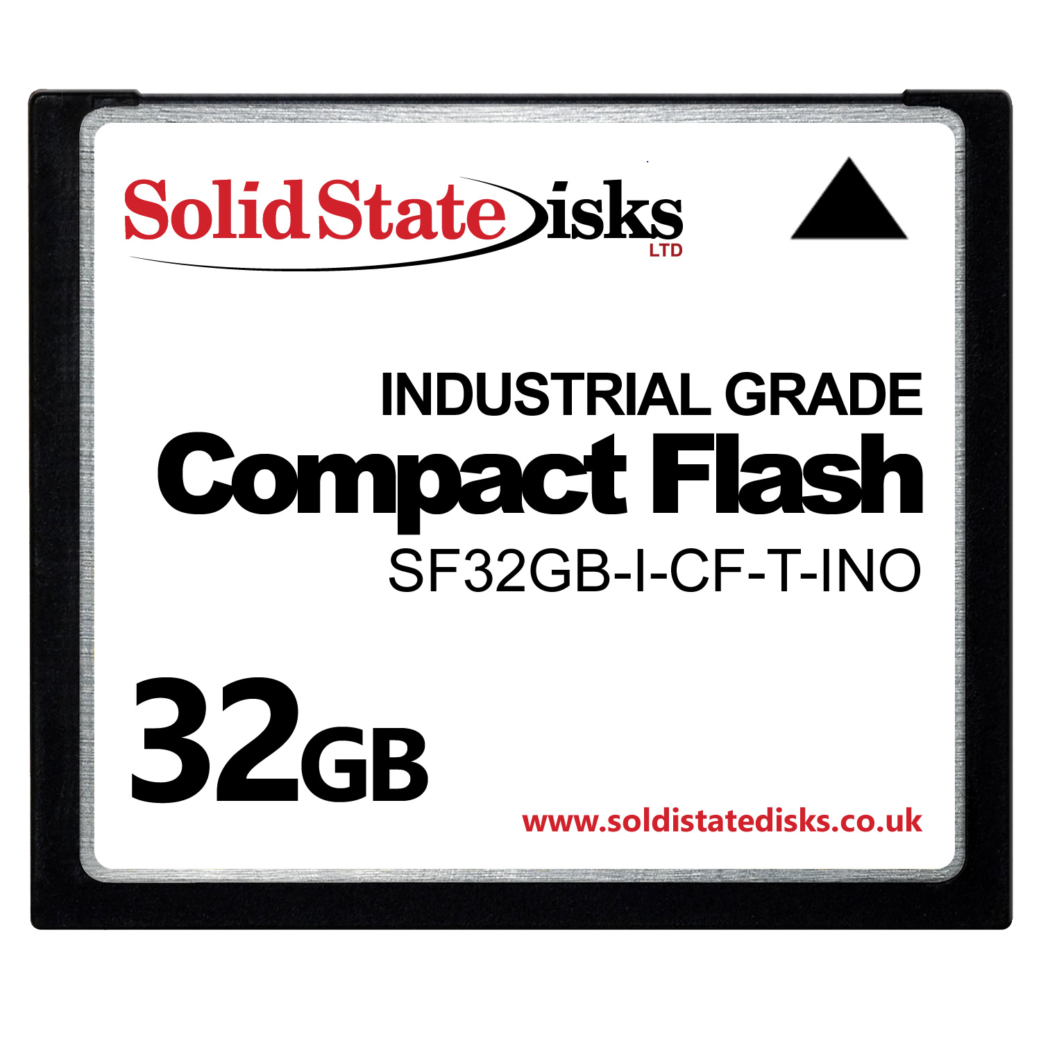 SCSIFLASH-CF Industrial Grade Compact Flash Card